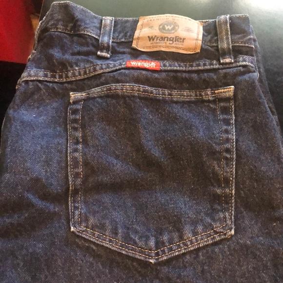 Wrangler Other - Men's 40x30 wrangler jeans